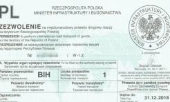 Godów: Bośniacki kierowca sfałszował zezwolenie. Trafił przed sąd  - Serwis informacyjny z Wodzisławia Śląskiego - naszwodzislaw.com