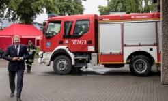 Wsparcie samorządu województwa dla straży pożarnych - Serwis informacyjny z Wodzisławia Śląskiego - naszwodzislaw.com