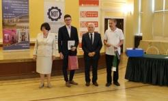 Uczeń ZST laureatem ogólnopolskiej olimpiady  - Serwis informacyjny z Wodzisławia Śląskiego - naszwodzislaw.com