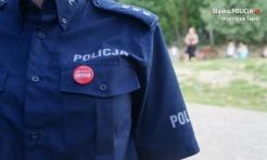 Dzień Dziecka z policjantami i Fundacją DKMS - Serwis informacyjny z Wodzisławia Śląskiego - naszwodzislaw.com