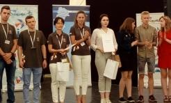 Uczniowie PCKZiU na Festiwalu zawodów w Koszęcinie  - Serwis informacyjny z Wodzisławia Śląskiego - naszwodzislaw.com