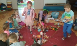 Zdrowie to największy skarb. Dzieci uczyły się podstaw zdrowego stylu życia - Serwis informacyjny z Wodzisławia Śląskiego - naszwodzislaw.com