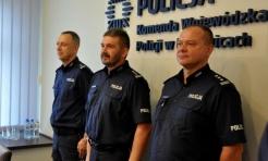 Z Żor do Wodzisławia. Jest nowy zastępca komendanta  - Serwis informacyjny z Wodzisławia Śląskiego - naszwodzislaw.com