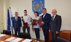 Mszana uhonorowała sportowców!  - Serwis informacyjny z Wodzisławia Śląskiego - naszwodzislaw.com