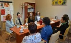 Artystycznie wyrazili sprzeciw wobec przemocy - Serwis informacyjny z Wodzisławia Śląskiego - naszwodzislaw.com