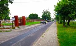 Rusza przebudowa ulicy Cmentarnej w Radlinie  - Serwis informacyjny z Wodzisławia Śląskiego - naszwodzislaw.com