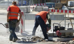 Uwaga kierowcy! Roboty drogowe na Mikołaja Kopernika - Serwis informacyjny z Wodzisławia Śląskiego - naszwodzislaw.com