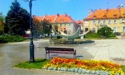 Na rynku w Wodzisławiu zamontowano kurtynę wodną  - Serwis informacyjny z Wodzisławia Śląskiego - naszwodzislaw.com
