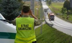 Gorzyczki: Straż graniczna zatrzymała nielegalnych Ukraińców - Serwis informacyjny z Wodzisławia Śląskiego - naszwodzislaw.com