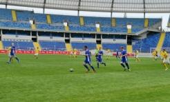 Samorządowcy powiatu wodzisławskiego zagrali na Stadionie Śląskim - Serwis informacyjny z Wodzisławia Śląskiego - naszwodzislaw.com