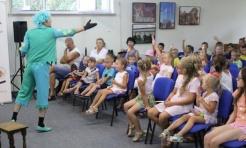Moc atrakcji dla dzieci, czyli akcja Lato w Mieście  - Serwis informacyjny z Wodzisławia Śląskiego - naszwodzislaw.com