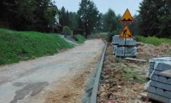 Przebudowa ulicy Szymborskiej w Mszanie bez większych utrudnień - Serwis informacyjny z Wodzisławia Śląskiego - naszwodzislaw.com