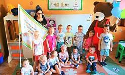 Dzień Przedszkolaka z Misiem Uszatkiem w przedszkolu w Pszowie - Serwis informacyjny z Wodzisławia Śląskiego - naszwodzislaw.com
