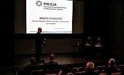 Debata policji z mieszkańcami gminy Godów - Serwis informacyjny z Wodzisławia Śląskiego - naszwodzislaw.com