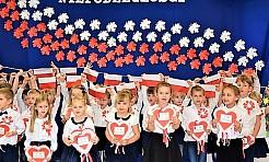 Przedszkolaki z Mszany śpiewająco uczciły rocznicę - Serwis informacyjny z Wodzisławia Śląskiego - naszwodzislaw.com