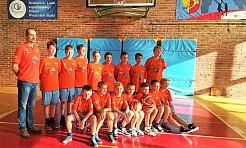 Turniej minikoszykówki chłopców rocznika 2007 i młodszych w Wodzisławiu Śląskim - Serwis informacyjny z Wodzisławia Śląskiego - naszwodzislaw.com