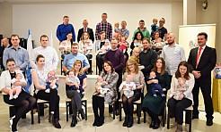 Miłe spotkanie w GOKiR Mszana - Serwis informacyjny z Wodzisławia Śląskiego - naszwodzislaw.com
