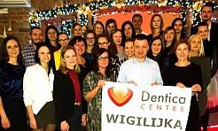 Wigilijka w DenticaCenter - Serwis informacyjny z Wodzisławia Śląskiego - naszwodzislaw.com