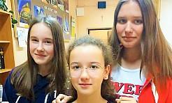 Gogołowscy uczniowie zorganizowali akcję charytatywną dla chorej Martynki - Serwis informacyjny z Wodzisławia Śląskiego - naszwodzislaw.com