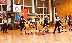 Zwycięstwo wodzisławskich koszykarzy na dobry początek 2019 roku - Serwis informacyjny z Wodzisławia Śląskiego - naszwodzislaw.com
