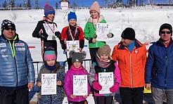 Zawodnicy KS Ski Team Wodzisław Śląski na Beskidzkiej Regionalnej Lidze w Biegach Narciarskich - Serwis informacyjny z Wodzisławia Śląskiego - naszwodzislaw.com