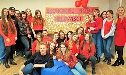 Wodzisławscy Ekonomiści przeciw nienawiści - Serwis informacyjny z Wodzisławia Śląskiego - naszwodzislaw.com