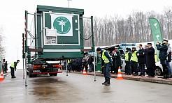 Na śląskich drogach pojawił się zielony TRANSFORMERS - Serwis informacyjny z Wodzisławia Śląskiego - naszwodzislaw.com