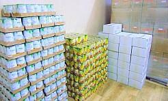Ponad pięć ton żywności wydano w styczniu w Wodzisławiu Śląskim - Serwis informacyjny z Wodzisławia Śląskiego - naszwodzislaw.com