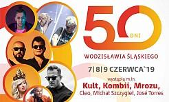 50. Dni Wodzisławia Śląskiego. Przed nami trzy dni dobrej zabawy! - Serwis informacyjny z Wodzisławia Śląskiego - naszwodzislaw.com