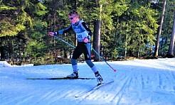 Zawodnik KS Ski Team Wodzisław Śląski na podium Pucharu Polski w Ptaszkowej - Serwis informacyjny z Wodzisławia Śląskiego - naszwodzislaw.com
