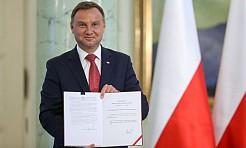 W naszej skrzynce pocztowej był list od Prezydenta Andrzeja Dudy  - Serwis informacyjny z Wodzisławia Śląskiego - naszwodzislaw.com
