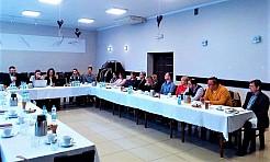 Grupa robocza do spraw promocji turystycznej Subregionu Zachodniego spotkała się w Mszanie - Serwis informacyjny z Wodzisławia Śląskiego - naszwodzislaw.com