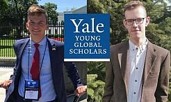 Stypendia Uniwersytetu Yale dla uczniów I LO - Serwis informacyjny z Wodzisławia Śląskiego - naszwodzislaw.com