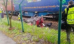 Dwie osoby ciężko ranne w wypadku na przejeździe w Radlinie - Serwis informacyjny z Wodzisławia Śląskiego - naszwodzislaw.com