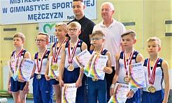 Kolejne sukcesy radlińskich gimnastyków - Serwis informacyjny z Wodzisławia Śląskiego - naszwodzislaw.com
