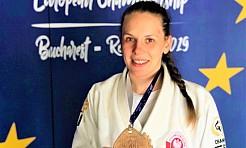 Sandra Pniak brązową medalistką Mistrzostw Europy w Ju-Jitsu - Serwis informacyjny z Wodzisławia Śląskiego - naszwodzislaw.com