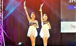 Trzy srebra dla Mirażu na Mistrzostwach Polski w show dance - Serwis informacyjny z Wodzisławia Śląskiego - naszwodzislaw.com