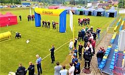Zawody Ratowników Górniczych JSW na boisku w Połomi - Serwis informacyjny z Wodzisławia Śląskiego - naszwodzislaw.com
