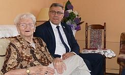 Najstarsza Polka mieszka na Śląsku. Nie uwierzycie, ile ma lat!  - Serwis informacyjny z Wodzisławia Śląskiego - naszwodzislaw.com
