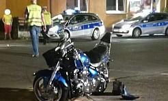 Zlekceważył znak! Groźny wypadek w Połomi  - Serwis informacyjny z Wodzisławia Śląskiego - naszwodzislaw.com