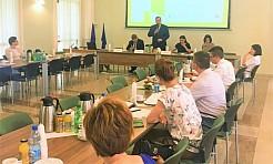 Obradował zespół Inicjatywy Regionów Górniczych w Transformacji - Serwis informacyjny z Wodzisławia Śląskiego - naszwodzislaw.com