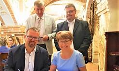 Gminy Godów i Dźwierzuty rozpoczęły współpracę - Serwis informacyjny z Wodzisławia Śląskiego - naszwodzislaw.com