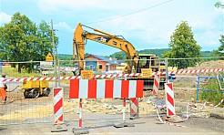 Most w Syryni nieczynny do listopada - Serwis informacyjny z Wodzisławia Śląskiego - naszwodzislaw.com