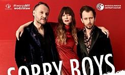 Koncert Sorry Boys w WCK - Serwis informacyjny z Wodzisławia Śląskiego - naszwodzislaw.com