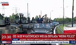 Wierni Polsce. Defilada Wojska Polskiego w Katowicach [WIDEO] - Serwis informacyjny z Wodzisławia Śląskiego - naszwodzislaw.com
