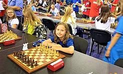 Reprezentantka UKS Baszta zadebiutowała na Mistrzostwach Świata - Serwis informacyjny z Wodzisławia Śląskiego - naszwodzislaw.com