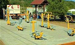 W gminie Gorzyce otwarto trzy nowe siłownie plenerowe [FOTO] - Serwis informacyjny z Wodzisławia Śląskiego - naszwodzislaw.com