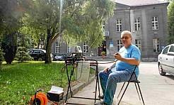 Raciborscy krótkofalowcy uczcili pamięć grafa von Arco  - Serwis informacyjny z Wodzisławia Śląskiego - naszwodzislaw.com