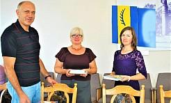 Polskie książki z Radlina powędrowały do ukraińskiej szkoły - Serwis informacyjny z Wodzisławia Śląskiego - naszwodzislaw.com