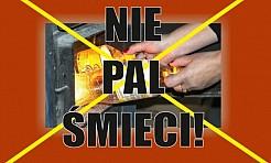 Gmina Mszana przypomina o bezwzględnym zakazie spalania odpadów - Serwis informacyjny z Wodzisławia Śląskiego - naszwodzislaw.com